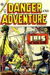 Danger and Adventure comic books