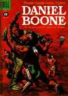 Daniel Boone comic books