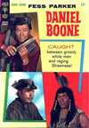 Daniel Boone #8 Comic Books - Covers, Scans, Photos  in Daniel Boone Comic Books - Covers, Scans, Gallery