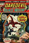 Daredevil #106 Comic Books - Covers, Scans, Photos  in Daredevil Comic Books - Covers, Scans, Gallery