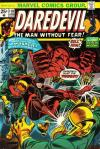 Daredevil #110 Comic Books - Covers, Scans, Photos  in Daredevil Comic Books - Covers, Scans, Gallery