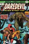 Daredevil #114 Comic Books - Covers, Scans, Photos  in Daredevil Comic Books - Covers, Scans, Gallery