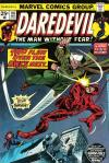 Daredevil #116 comic books - cover scans photos Daredevil #116 comic books - covers, picture gallery