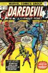 Daredevil #118 comic books - cover scans photos Daredevil #118 comic books - covers, picture gallery
