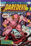 Daredevil #119 comic books - cover scans photos Daredevil #119 comic books - covers, picture gallery