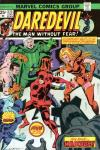 Daredevil #123 cheap bargain discounted comic books Daredevil #123 comic books