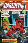 Daredevil #124 comic books - cover scans photos Daredevil #124 comic books - covers, picture gallery