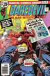 Daredevil #135 comic books - cover scans photos Daredevil #135 comic books - covers, picture gallery
