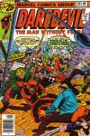 Daredevil #136 comic books - cover scans photos Daredevil #136 comic books - covers, picture gallery
