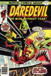 Daredevil #137 comic books - cover scans photos Daredevil #137 comic books - covers, picture gallery