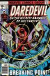Daredevil #147 comic books - cover scans photos Daredevil #147 comic books - covers, picture gallery