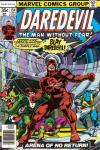Daredevil #154 comic books - cover scans photos Daredevil #154 comic books - covers, picture gallery