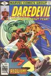 Daredevil #162 comic books - cover scans photos Daredevil #162 comic books - covers, picture gallery
