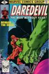 Daredevil #163 comic books - cover scans photos Daredevil #163 comic books - covers, picture gallery