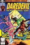Daredevil #165 comic books - cover scans photos Daredevil #165 comic books - covers, picture gallery