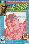 Daredevil #167 comic books - cover scans photos Daredevil #167 comic books - covers, picture gallery
