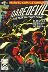 Daredevil #168 comic books - cover scans photos Daredevil #168 comic books - covers, picture gallery