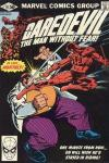 Daredevil #171 comic books - cover scans photos Daredevil #171 comic books - covers, picture gallery