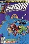 Daredevil #172 comic books - cover scans photos Daredevil #172 comic books - covers, picture gallery