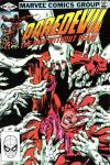 Daredevil #180 comic books - cover scans photos Daredevil #180 comic books - covers, picture gallery