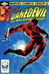 Daredevil #185 comic books - cover scans photos Daredevil #185 comic books - covers, picture gallery