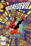 Daredevil #186 cheap bargain discounted comic books Daredevil #186 comic books