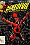 Daredevil #188 comic books - cover scans photos Daredevil #188 comic books - covers, picture gallery