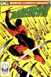 Daredevil #189 comic books - cover scans photos Daredevil #189 comic books - covers, picture gallery