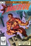 Daredevil #191 comic books - cover scans photos Daredevil #191 comic books - covers, picture gallery