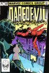 Daredevil #192 comic books - cover scans photos Daredevil #192 comic books - covers, picture gallery