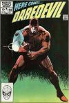 Daredevil #193 comic books - cover scans photos Daredevil #193 comic books - covers, picture gallery