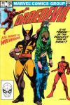 Daredevil #196 comic books - cover scans photos Daredevil #196 comic books - covers, picture gallery