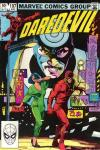 Daredevil #197 comic books - cover scans photos Daredevil #197 comic books - covers, picture gallery