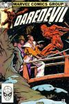 Daredevil #198 comic books - cover scans photos Daredevil #198 comic books - covers, picture gallery