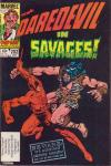 Daredevil #202 Comic Books - Covers, Scans, Photos  in Daredevil Comic Books - Covers, Scans, Gallery
