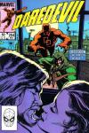 Daredevil #204 Comic Books - Covers, Scans, Photos  in Daredevil Comic Books - Covers, Scans, Gallery