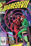 Daredevil #205 comic books - cover scans photos Daredevil #205 comic books - covers, picture gallery