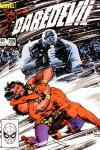 Daredevil #206 Comic Books - Covers, Scans, Photos  in Daredevil Comic Books - Covers, Scans, Gallery