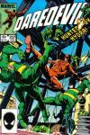Daredevil #207 Comic Books - Covers, Scans, Photos  in Daredevil Comic Books - Covers, Scans, Gallery