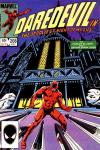 Daredevil #208 comic books - cover scans photos Daredevil #208 comic books - covers, picture gallery