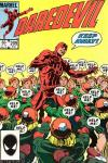 Daredevil #209 comic books - cover scans photos Daredevil #209 comic books - covers, picture gallery