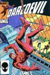 Daredevil #210 comic books - cover scans photos Daredevil #210 comic books - covers, picture gallery