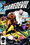 Daredevil #212 Comic Books - Covers, Scans, Photos  in Daredevil Comic Books - Covers, Scans, Gallery