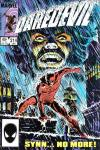 Daredevil #214 comic books - cover scans photos Daredevil #214 comic books - covers, picture gallery