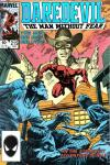 Daredevil #215 comic books - cover scans photos Daredevil #215 comic books - covers, picture gallery