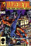 Daredevil #217 Comic Books - Covers, Scans, Photos  in Daredevil Comic Books - Covers, Scans, Gallery
