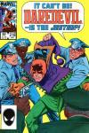 Daredevil #218 Comic Books - Covers, Scans, Photos  in Daredevil Comic Books - Covers, Scans, Gallery