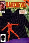 Daredevil #223 comic books - cover scans photos Daredevil #223 comic books - covers, picture gallery