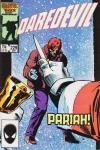 Daredevil #229 comic books - cover scans photos Daredevil #229 comic books - covers, picture gallery