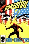 Daredevil #232 comic books - cover scans photos Daredevil #232 comic books - covers, picture gallery
